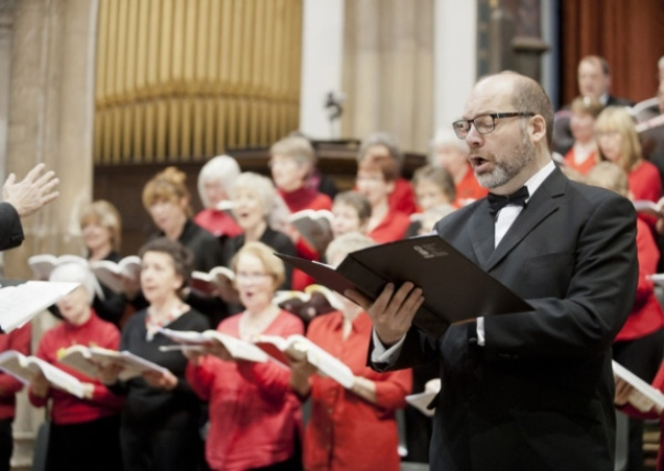 Mark Saberton, Christmas Concert 2014